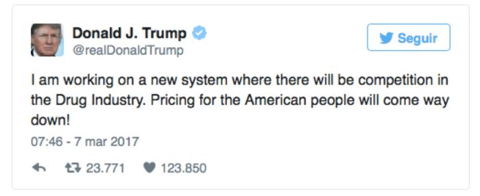 tuit de Trump 070317